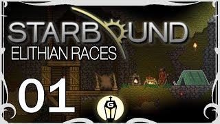 Let's Play Starbound 1.3 with the Elithian Races! A new universe of adventure awaits! Follow the Starbound Elithian Races playthrough on the playlist: ...