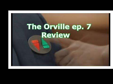 The Orville ep. 7: 'Majority Rule' review