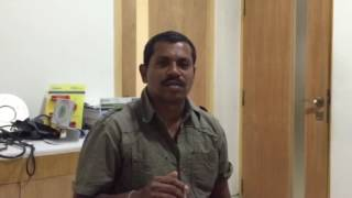 Patient from andhra