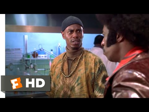 Undercover Brother (2002) - Brotherhood Headquarters Scene (2/10) | Movieclips