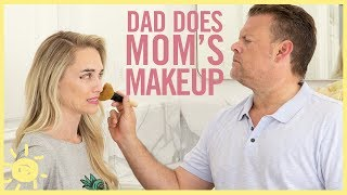Nonton Style   Beauty   Dad Does Mom S Makeup Film Subtitle Indonesia Streaming Movie Download