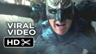 Birdman VIRAL VIDEO - Birdman Returns Trailer (2014) - Michael Keaton Movie HD
