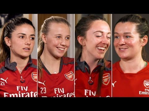 Van De Donk, Mead, Evans And Mitchell | Arsenal Women | Talking Points