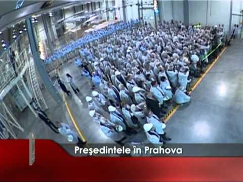 Presedintele in Prahova