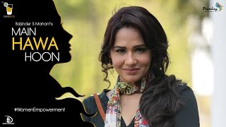 New Latest Hindi Songs - Main Hawa Hoon by Mandy Takhar on Women EmpowermentSong - Main Hawa HoonSinger – Mandy TakharMusic - Jsl SinghSpecial Thanks - Himashi KhuranaPoster Design - Ranjeet SinghColor Grading - Sarabjeet SohalAsst. Director - Deepak IsserChief Asst. Director - Mukul SoodD.O.P - Kedar GaekwadEditor - Jatin KumarCreative Director - Manjit HansConceived By – Prabhjot MahantLyrics & Directed By - Baljinder S MahantA Product of Filmy ShotsFilmy Shots.. An Official YouTube Channel for Punjabi Entertainment.Subscribe us @ YouTube : http://bit.ly/FilmyShotsLike us @ Facebook : https://www.facebook.com/filmyshotsDigitally Powered by One Digital Entertainment [https://www.facebook.com/onedigitalentertainment]
