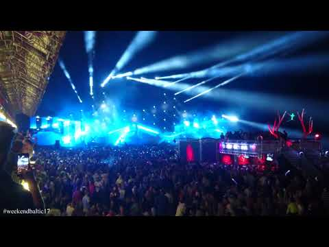 Alesso Live Set - Sweet Escape | Nillionaire | I Wanna Know | Weekend Festival Baltic 2017