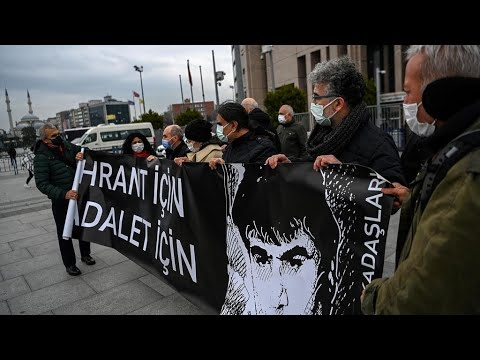 Turquie : verdict au procès de l'assassinat de Hrant Dink
