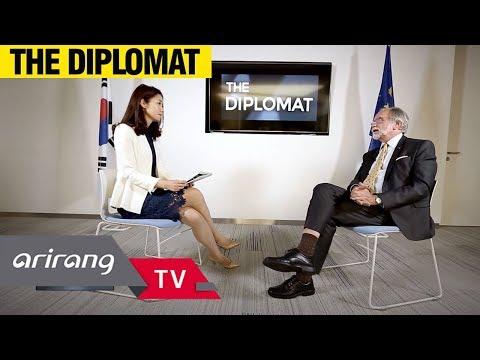 [The Diplomat] Ep.2 - EU Ambassador to Korea Michael Reiterer, a diplomat connects people