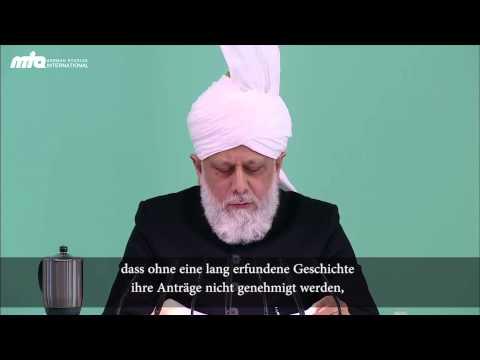 Beitrag: Spiegel und Report Mainz über Ahmadiyya Gemeinde - Wer ist diese Gemeinde?