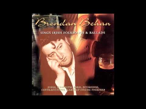 Brendan Behan - Sings Irish Folk Songs & Ballads