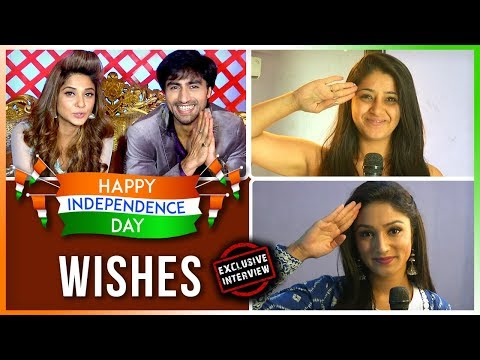 TV Celebs Wish Their Fans A HAPPY INDEPENDENCE DAY