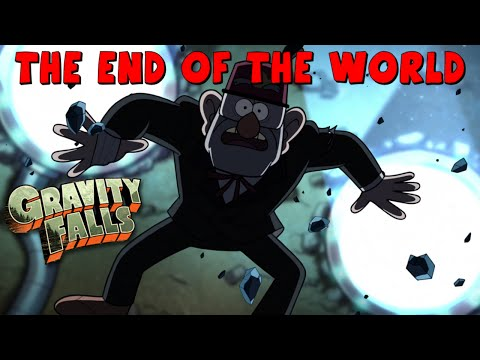 Gravity Falls: It's the End of the World as We Know It – Music Video