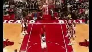 Michael Jordan: The Best Dunk of his Life