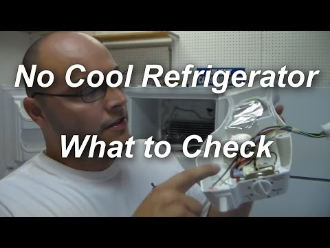 Refrigerator Not Cooling – What to Check