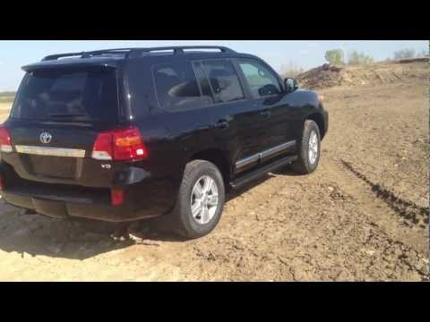 2013 Toyota Land Cruiser- Exterior & Interior Look. Off Road Technolgies- Jon Lancaster Toyota
