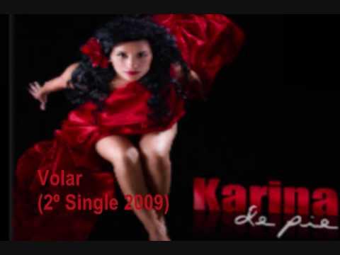 Tekst piosenki Karina - Volar po polsku