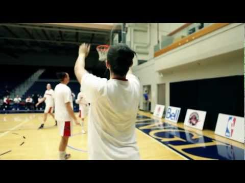 Canada Basketball Commercial