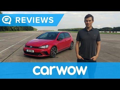 Volkswagen Golf GTI Clubsport Edition 40 Hot Hatch 2017 review | Mat Watson Reviews