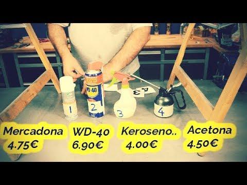 Videos caseros - Comparativa de aceites multiuso caseros vs tradicionales...