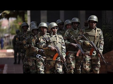Μάλι: Καταζητούνται πάνω από τρεις ύποπτοι για την κατάσταση ομηρίας