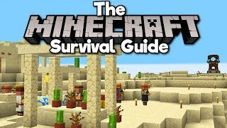Basic Pillager Raid Defence! • The Minecraft Survival Guide (Tutorial Lets Play) [Part 153]