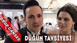 Begüm & Serkan Çiftinin düğün için tavsiyeleri ❤️❤️❤️