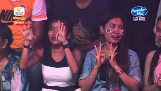 Khmer TV Show - Cambodian Idol Live show Week 08