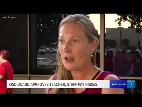 Killeen ISD school board approves pay raises for teachers, district employees