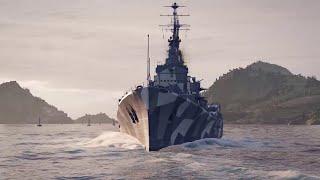 World of Warships: Legends - Launch Trailer by GameTrailers