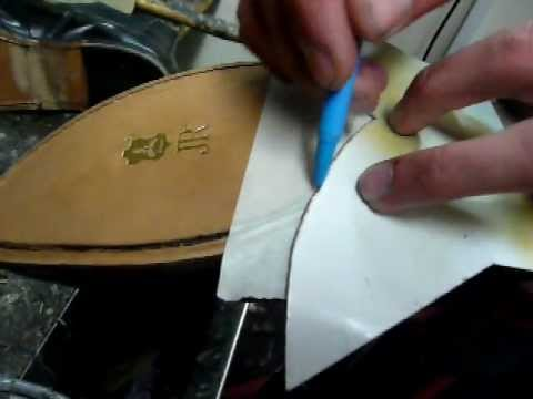 how to cure squeaky leather shoes