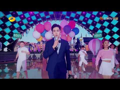 fascinating Hu YiTian Singing Live 胡一天