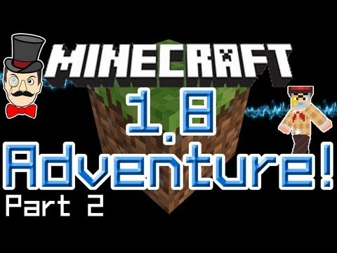 - PART 2: GameChap and Bertie set off on a grand new Minecraft ...
