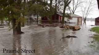 West Liberty (IA) United States  City pictures : West Liberty flooding