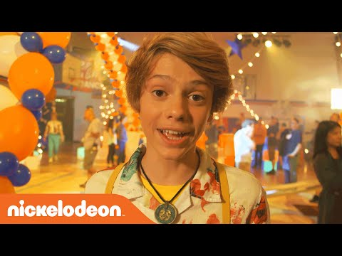 Jace Norman | Rufus | Behind the Scenes | Nick