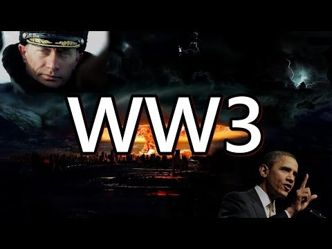 ww3 - Shocking! WW3 is here! Part 1 of the New World Order: Order out of Chaos series. See my new video http://www.youtube.com/watch?v=VxZY8_49Iq4 People are allowed to reupload my videos provided...
