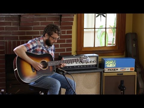 New Guitar Day! Guild D-140 Acoustic Demo
