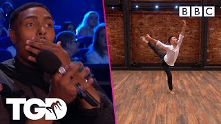 Yassaui RETURNS to The Greatest Dancer stage | The Greatest Dancer | Auditions Week 4