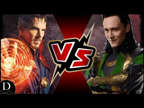 Dr. Strange VS Loki | Who Wins?
