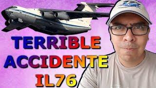 Video ¡TERRIBLE ACCIDENTE DE UN IL76! (#105) MP3, 3GP, MP4, WEBM, AVI, FLV Juni 2018
