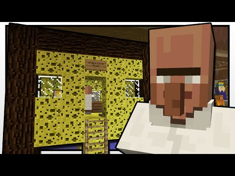 Minecraft | TRAYAURUS' MOM MOVES IN!! | Custom Mod Adventure