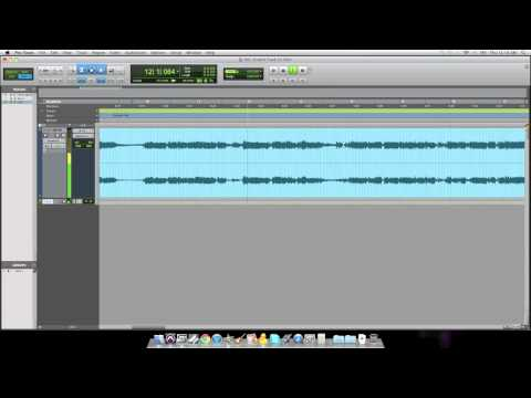 Pro Tools: How To Lock A Scratch Track To The Click – TheRecordingRevolution.com