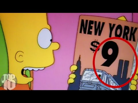 10 things that the simpsons predicted