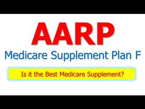 AARP Medicare Supplement Plan F - Is It The Best Medicare Supplement?