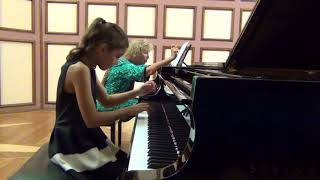 04.08.2017 II-nd International Summer School at the Central Music School at the Moscow State P. I. Tchaikovsky Conservatory.
