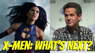 EXCLUSIVE: Simon Kinberg and Olivia Munn Talk X-Men, New Mutants, and Gambit | Saturn Awards 2016