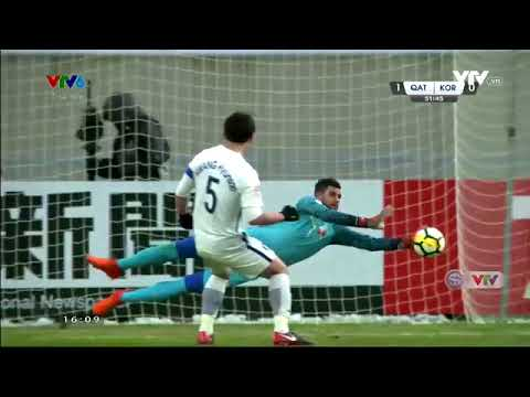 U23 Qatar 1-0 U23 Hàn Quốc | Highlights | Tranh Hạng 3 U23 Châu Á 2018 - Thời lượng: 94 giây.