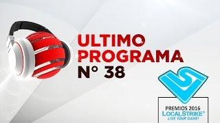 Punto.Gaming! TV en VIVO - Programa Especial Premios LocalStrike 2016