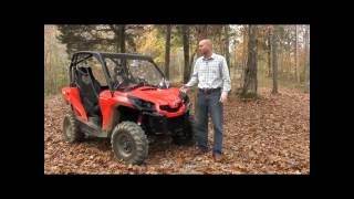 2. Can-Am Commander 800R: Quick Action Packed Off-Road Review and Information!
