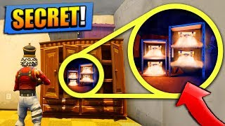 NEW *SECRET* LOOT SPOTS in Fortnite: Battle Royale! (+ LOCATIONS)