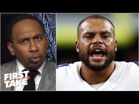 Video: The Cowboys should not take the Dolphins lightly - Stephen A. | First Take